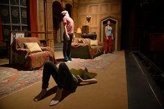 Mousetrap 2: Actors Toby W Davies, Natasha Rickman, and Zara Plessard