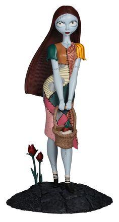 L'Étrange Noël de monsieur Jack statuette Femme Fatales Sally Diamond Select