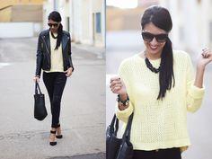 Look: Cazadora Mango - Sissy_a_lamode - Trendtation