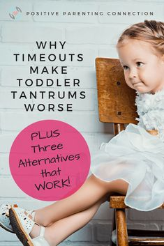 positive alternatives to time out to help with toddler discipline and behavior