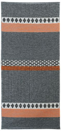 RUNNER -- Grey (16911) - horredsmattan - savanne - durable rug and can be machine washed. Offer other colors options too.