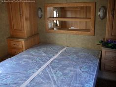 Need A Replacement RV Mattress? RV Mattress Sizes & Shopping Tips - The Fun Times Guide to RVing