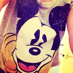 Old fashioned Disney Mickey Mouse