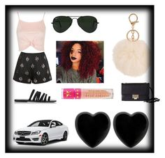 """I'm too clean"" by offical-jmoney ❤ liked on Polyvore featuring Keepsake the Label, Ancient Greek Sandals, Ray-Ban, Armitage Avenue, Jeffree Star, Jimmy Choo, Dollydagger and Topshop"