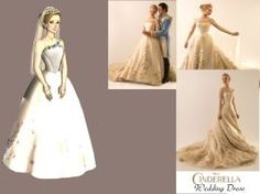 Cinderella (2015 film)-Wedding Dress