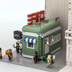 LEGO IDEAS - Product Ideas - Small Café