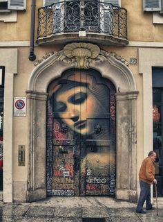 milano street art - Cerca con Google
