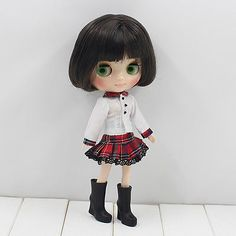 Takara-Neo-Middle-Blythe-Nude-Doll-from-Factory-Middleblythe-short-hair-new-hot