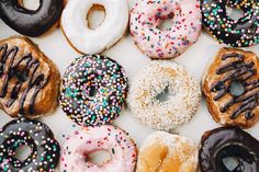 """Ive always loved donuts. I cant go near one or eat one, because then Im just done for. I always want more."" - Linda Cardellini"