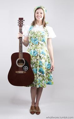 Maria from The Sound of Music | 22 Halloween Costumes Inspired By The 1960s