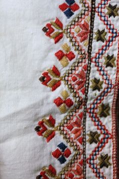 shirt embroidery