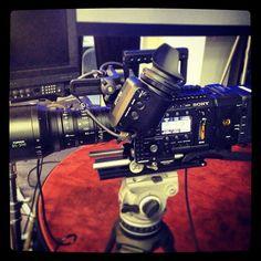 @steadijess  Sony F5 presentation at Bamdpro today! #sony #f5 #hd #4k #camera #cinematography #moviemagic #cinealta #fujinon #bandpro #losangeles #burbank #movcam