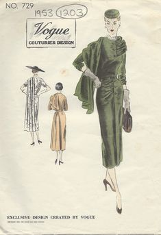 For many more vintage Knitting and Sewing patterns visit my eBay shop                                                                                        …