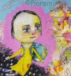 Frieden  - Kunst von Piarom