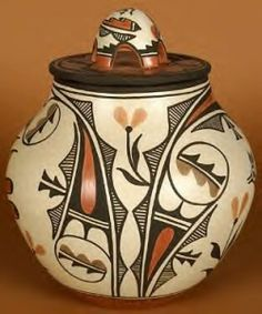 Native American - Pottery Styles
