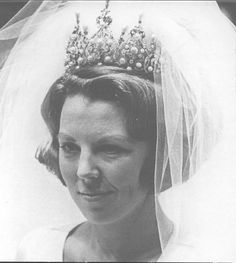 Queen Béatrix of the Netherlands 1966
