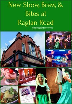 Raglan Road, at Walt