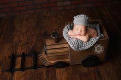 Ready to ship Baby boy newborn boy prop newborn by fourtinycousins, $35.00