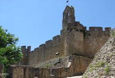 Castelo de Tomar can get there on bus.  2 hrs. from lisbon, portugal