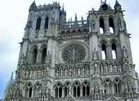 Picardie Amiens Cathedral