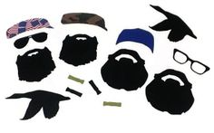 Duck Dynasty Photobooth Props Duck Dynasty Duck by PhotoPropAttic, $16.95