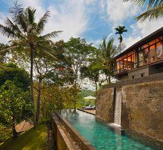 Como Shambhala Estate - Uma Bona Residence ... love this place ...
