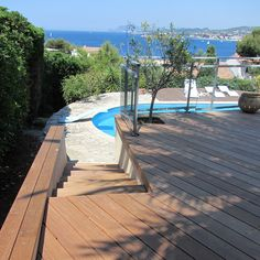 Rénovation intégrale d'une maison individuelle de 180 m² en bord de mer.