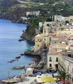 Lipari, Sicily Italy
