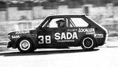 O Fiat 147 de Toninho da Matta, o primeiro campeão do Brasileiro de Marcas e Pilotos, em 1983. (Foto: Reprodução/Arquivo Napoleão Ribeiro) Chevrolet Cruze, Chevrolet Astra, Toyota Corolla, Ford Focus, Honda Civic, Volkswagen, Stock Car, Fiat, Branding