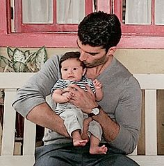 """27 Reasons Rafael And Jane Belong Together On """"Jane The Virgin"""" Jane The Virgin Rafael, Jane And Rafael, Rafael Solano, Justin Baldoni, Good For Her, The Way He Looks, Swag Style, Dope Style, Life Partners"""