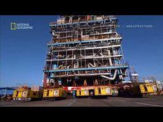 Megastructures National Geographic Documentary PETRONAS LNG SHIP Documen...