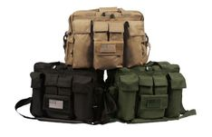 LA Police Gear Jumbo Tactical Diaper Bag