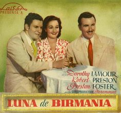 "Luna de Birmania (1940) ""Moon Over Burma"" de Louis King - tt0032809"