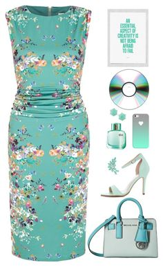 """""""Don't be Afraid"""" by molly2222 ❤ liked on Polyvore featuring Uttam Boutique, AX Paris, MICHAEL Michael Kors, Lacoste, Casetify, Panacea and Bling Jewelry"""
