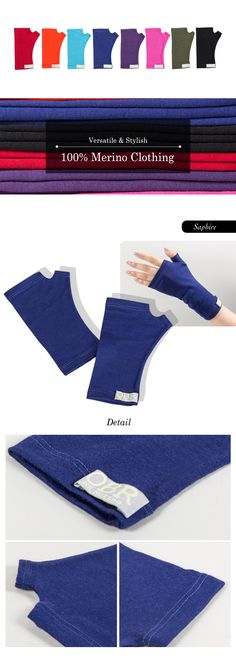 OBR Merino Gloves #merino #fashion #gloves #autumn #winter #style