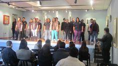 """Concierto en el auditorio de """"La Sebastiana"""" Casa - Museo de Pablo Neruda."""