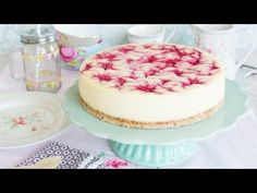 YouTube Food Cakes, Cheesecake Recipes, Cheesecakes, Crepes, Parfait, Mousse, Catering, Food And Drink, Baking