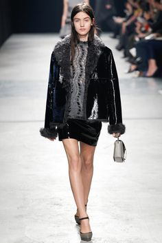 Christopher Kane Fall 2014 Ready-to-Wear Fashion Show - Gabby Westbrook-Patrick