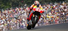 MOTOGP -  World Champion Marc Marquez made it interesting by dropping back from his pole position start to 10th on Lap 1.