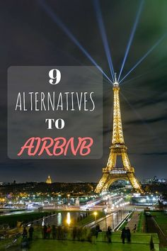 Looking for accommodation? Here are 9 alternatives to Airbnb