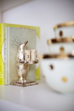 where are these cute/quirky penquin book ends?  SO CUTE!
