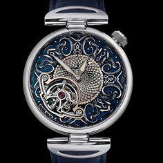 #Часы #kerbedanz #aghrian #tourbillon #watches by watchster_ru