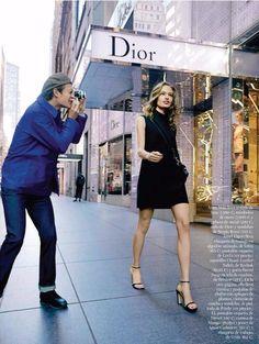 Vogue Espana March 2017 - Anna Mila Guyenz - Arthur Elgort