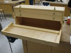 The start of 2011 – The Word Wood Tool Box, Wooden Tool Boxes, Wood Tools, Diy Tools, Tool Box Storage, Storage Containers, Storage Chest, Cedar Box, Carpenter Tools