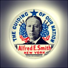 """""""The rise of Alfred E. Smith had no exact parallel in American history. There have been country boys in plenty, such as Lincoln and Garfield, who rose to the heights, but no other city urchin, earning a precarious living in the streets in his early days, ever rose so superior to his lack of youthful advantages and had so distinguished a public career."""" - The New York Times, on the passing of Al Smith in 1944."""