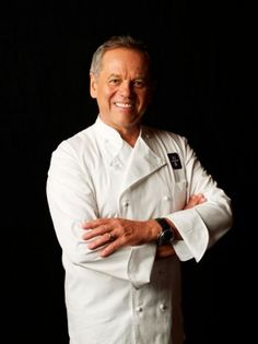 Chewing the Fat: Chef Wolfgang Puck of The Source Chef Recipes, Food Network Recipes, Becoming A Chef, Hotel Food, Tv Chefs, Wine Dinner, Buttermilk Pancakes, Best Chef, Gourmet