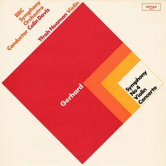 Minimalist vintage album cover design:  http://www.projectthirtythree.com/