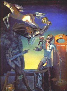 William Tell, 1930  Salvador Dali