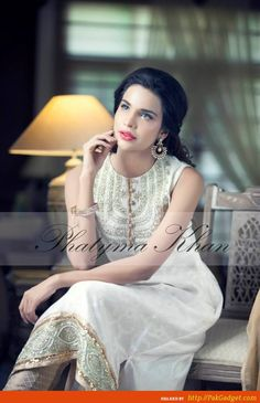 photo of Amna Ajmal Collection Summer Wear of Formals and Brides