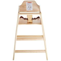 Wood High Chairs, Online Restaurant, Hotel Supplies, Table Seating, Business Goals, Round Corner, Made Of Wood, Wood Construction, Lancaster